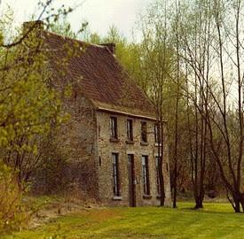 casa abitata da Van Gogh a Cuesmes
