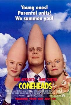 descargar Los Coneheads en Español Latino