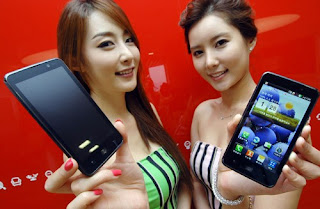 LG Optimus LTE smartphone hits one million in sales