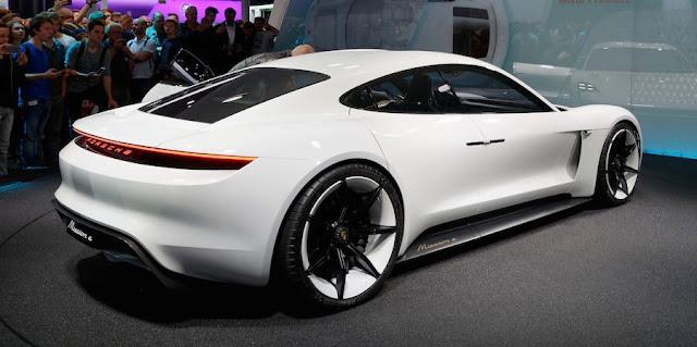 ポルシェの電気自動車「ミッションE」の市販化が決定!2020年までに発売へ。