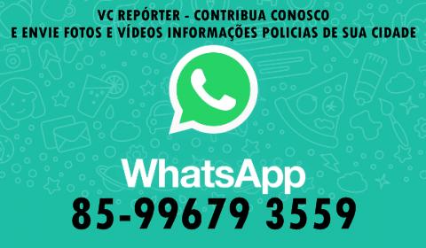 VC REPÓRTER - CONTRIBUA CONOSCO E ENVIE FOTOS E VÍDEOS
