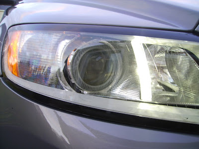 Volvo S40 Daytime Running Lights