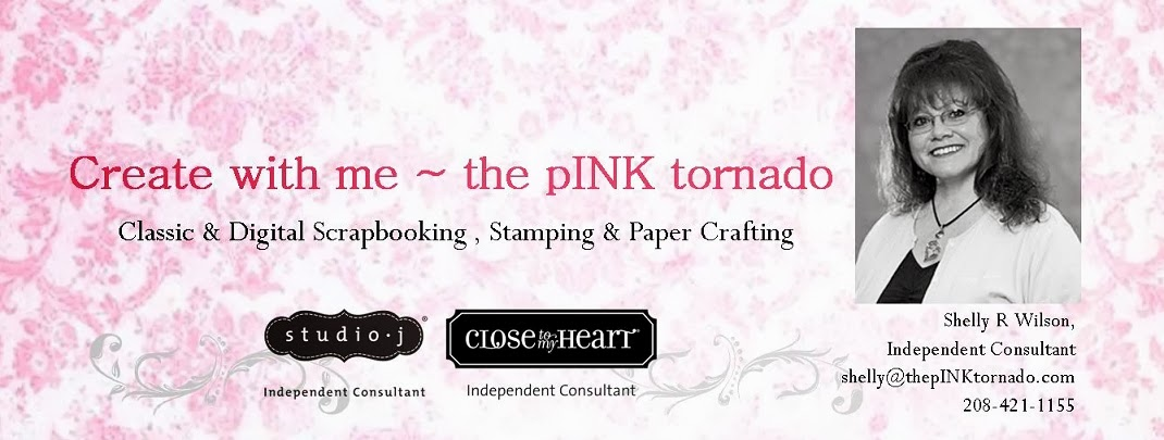 Create with Me - the pINK tornado