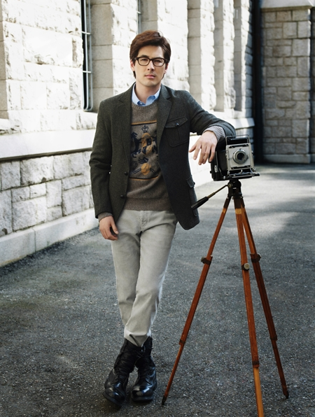 Photographer♡Sean Richard Dulake