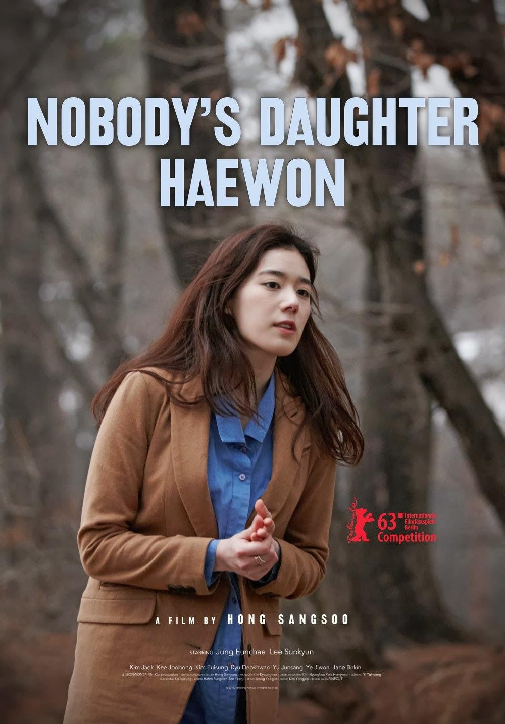 Quan Hệ Bí Mật - Nobody's Daughter Haewon