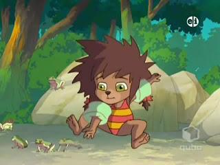 Nude Cartoons: Lily Hedgehog y su madre / Lily Hedgehog
