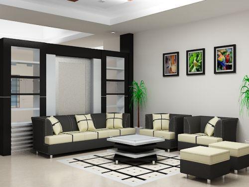 Gambar Desain Interior Ruang Tamu Minimalis Terbaru