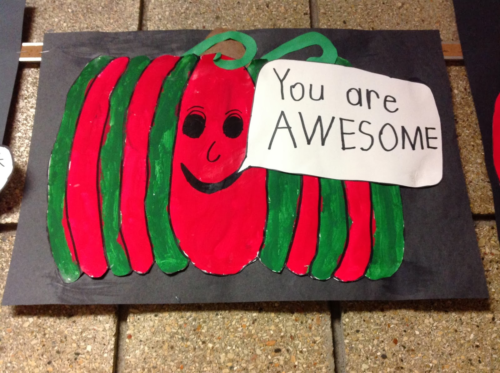 The Artsy Fartsy Art Room: 3rd Grade Complimenting Complementary ...