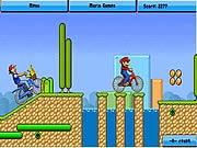chơi game Game Mario đua xe