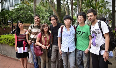 International Students Study in Malaysia