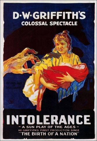 Ver película : Intolerancia, 1916 - D.W. Griffith