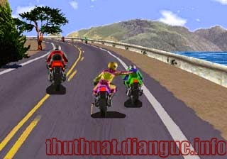 Download game đua xe đánh nhau RoadRash Full Crack