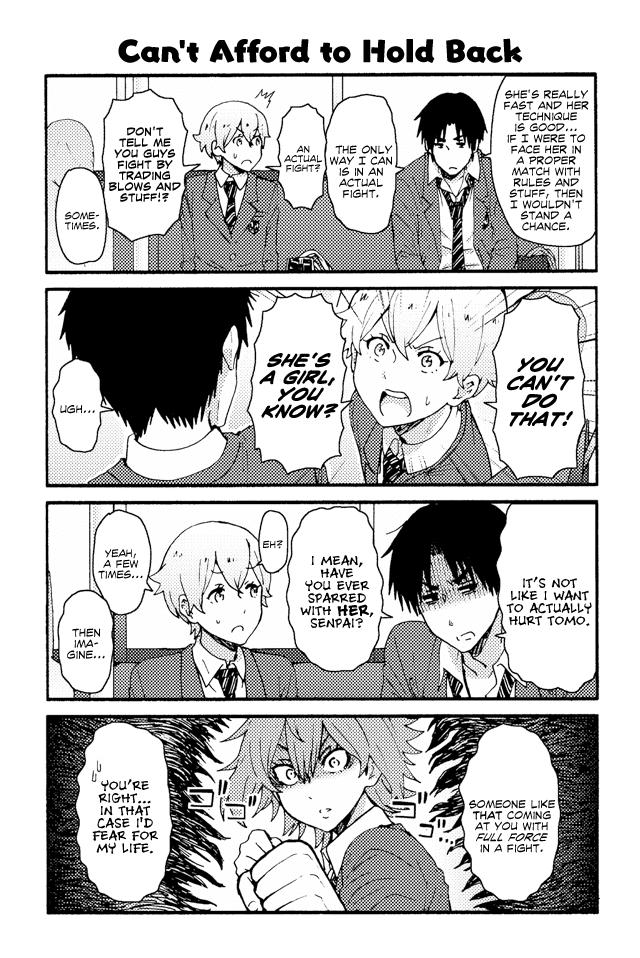 Tomo-chan wa Onnanoko! - Chapter 97