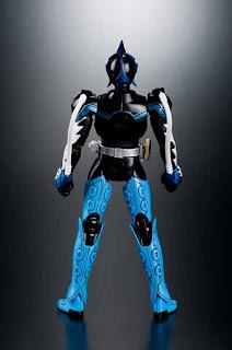 S.H.Figuarts Kamen Rider 000 Shauta Combo