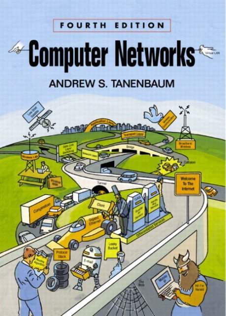 Books by Andrew S. Tanenbaum (Author of Computer Networks)