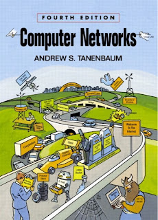Computer Networks by tanenbaum