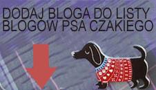 Jesteśmy na liście psich blogów.
