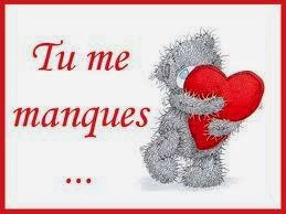 SMS tu me manques-message tu me manques