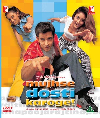 Mujhse Dosti Karoge (2002) 400MB DVDRip 420P