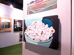 Arte a Milano: Miriam Ravasio (e altri artisti) a Popcorner.