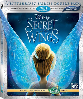 Download - Tinker Bell e o Segredo Das Fadas - 720p + BDRip Dual Áudio + RMVB Dublado (2012)