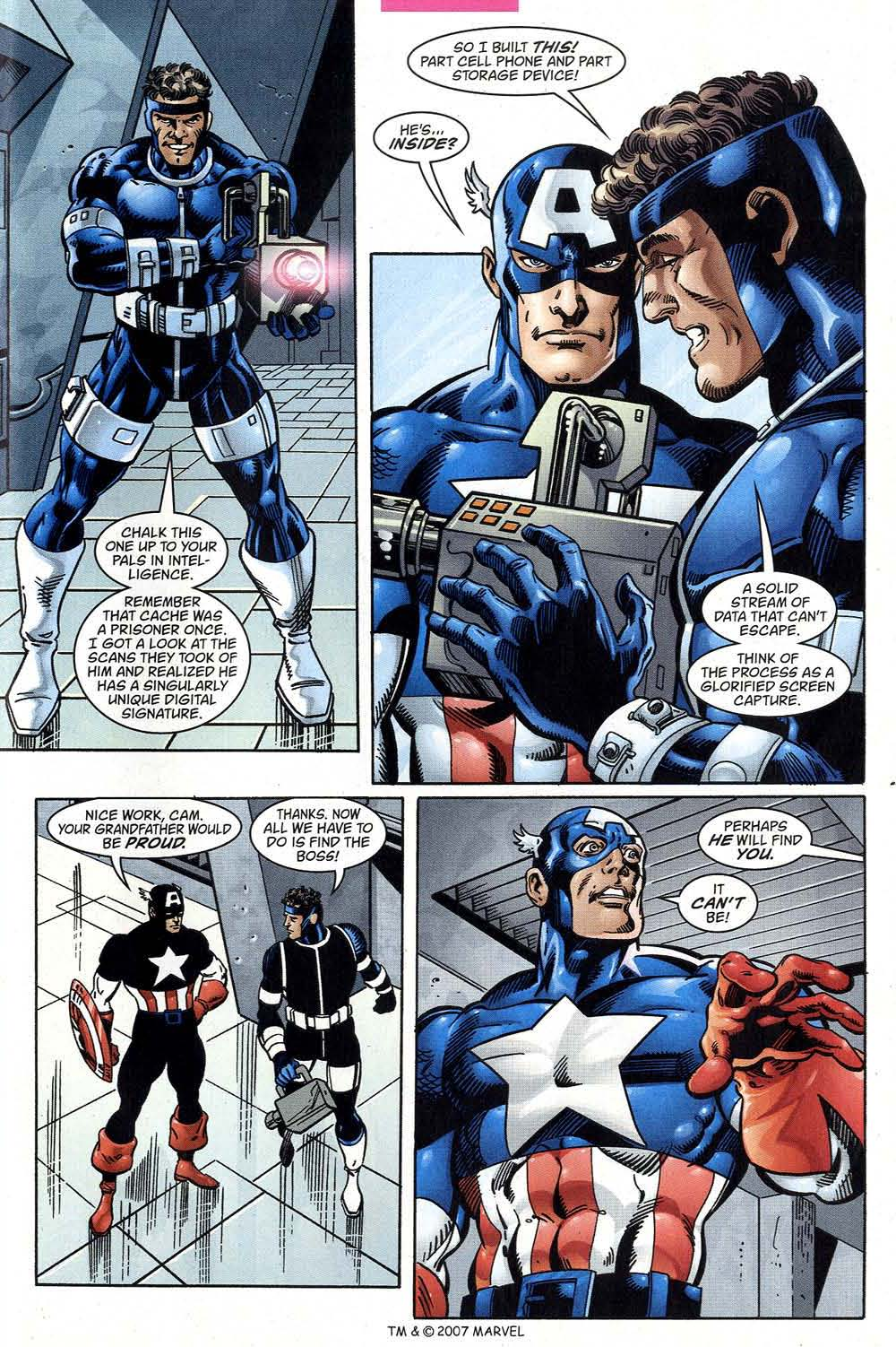 Captain America (1998) Issue #39 #46 - English 27