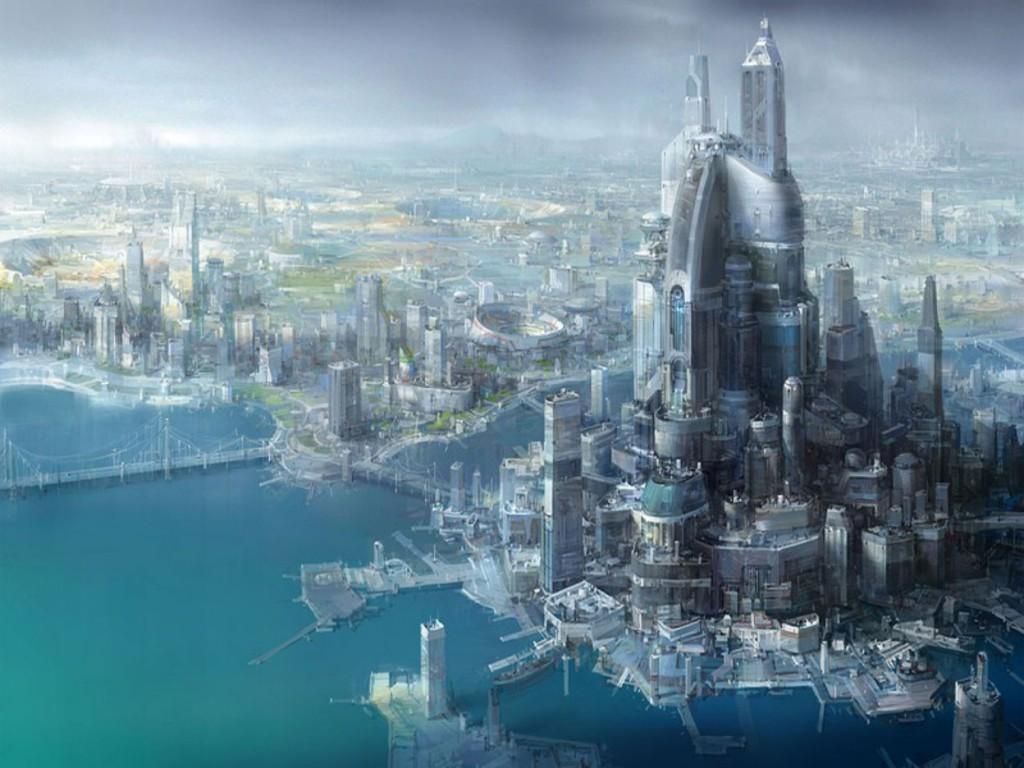 sci fi backgrounds - photo #36