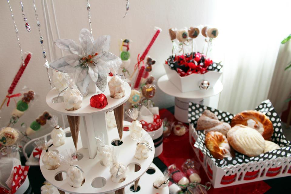Dulces y eventos mesa de dulces navidad - Mesas dulces de navidad ...