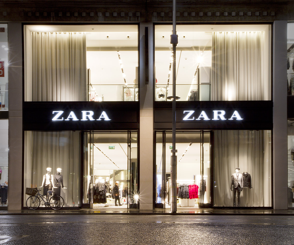 zara retail Case study zara is the flagship brand of the spanish retail group, inditex sa, second and third day it starts to look stale, but customers may.