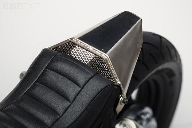 Moto XV1100 Motorcycle seat