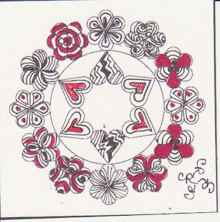 CHERYL ROTNEM, CZT (CERTIFIED ZENTANGLE® TEACHER)