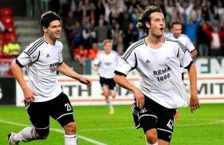 Rosenborg vs Sligo Rovers