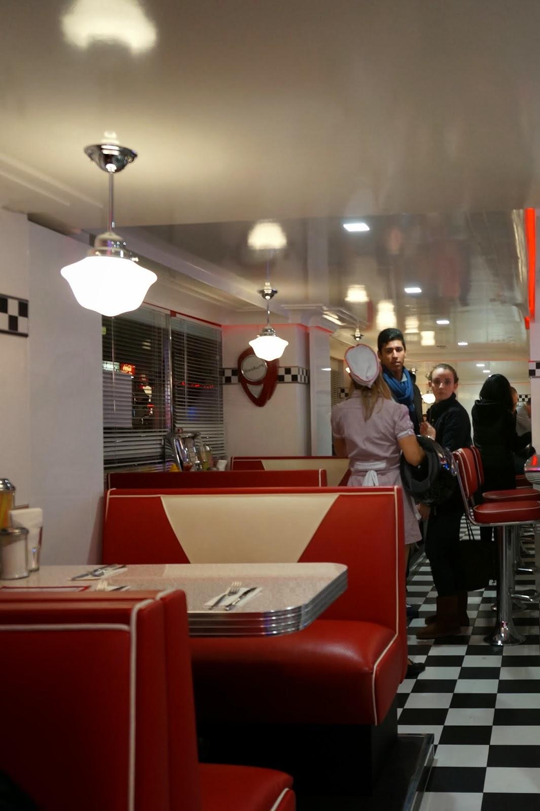 Captured Memories: The American Dream Diner