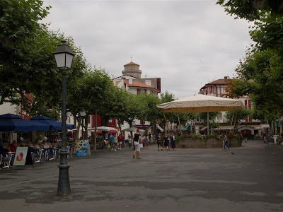 Plaza de Luis XIV en San Juan de Luz