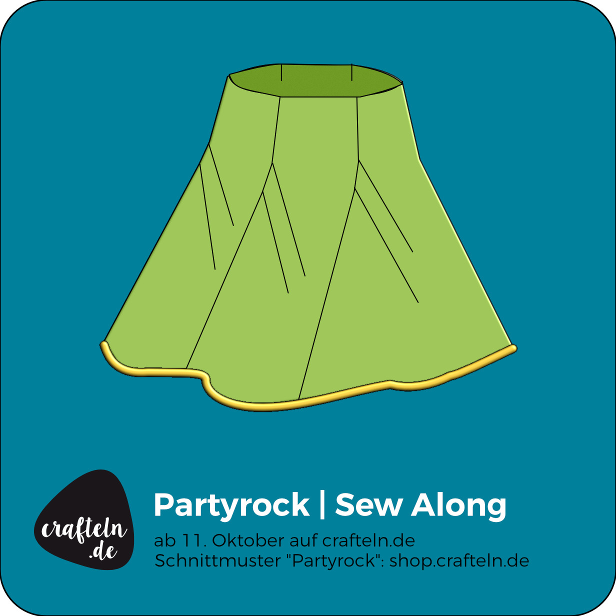 Partyrock-Sew Along