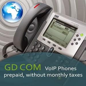 Домашен VoIP Телефон от GDCom