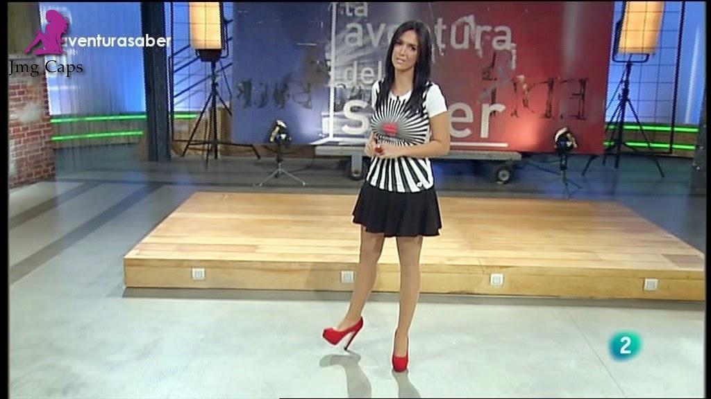 MARIA JOSE GARCIA, LA AVENTURA DEL SABER (17.11.14)