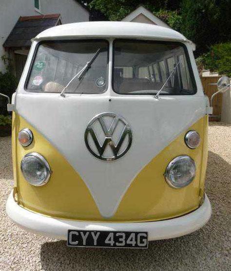 Volkswagen Fastback For Sale: 1969 Brazilian Splitty