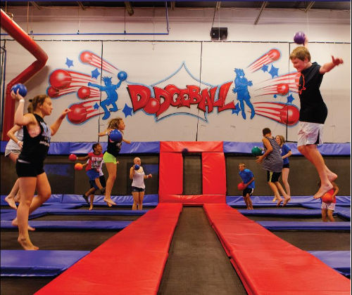 Have Your Party At Jump America Make This Year A Truly Memorable And Special Holiday Or Birthday Event In Gurnee