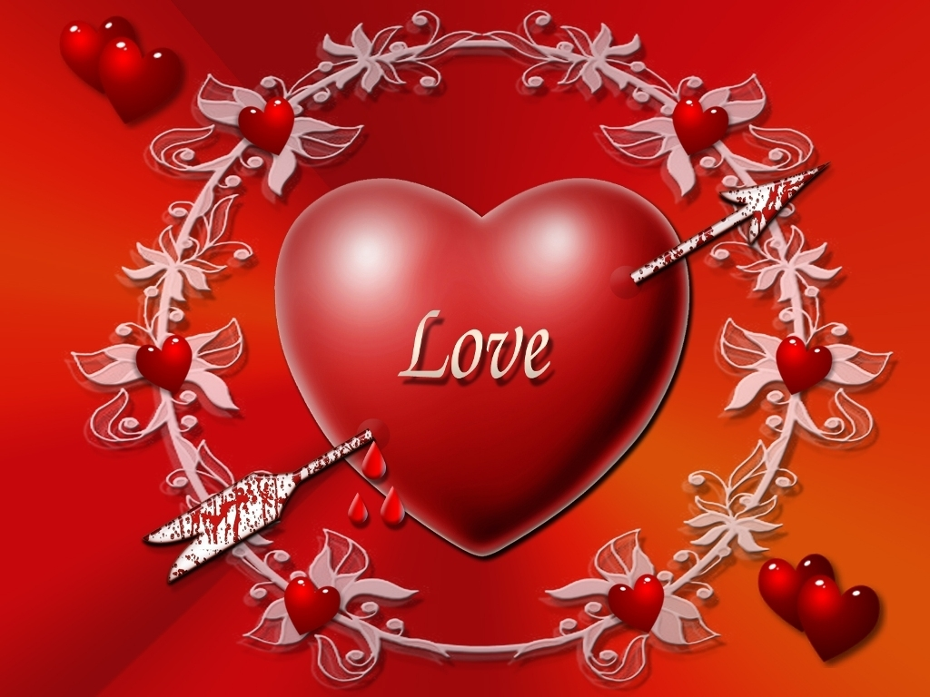 Love Wallpaper English : Life for SMS: Love wallpapers