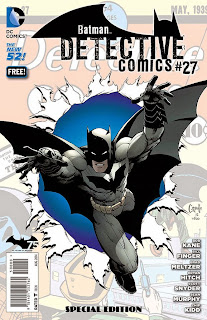 Detective Comics #27 free 2014 cover