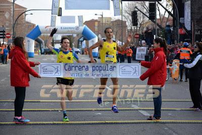 Carrera Popular de Aranjuez 2015