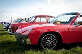 VW Porsche 914 classic car