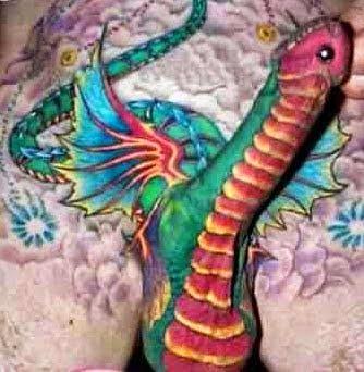 Tatuajes En El Pene Y Sus Riesgos