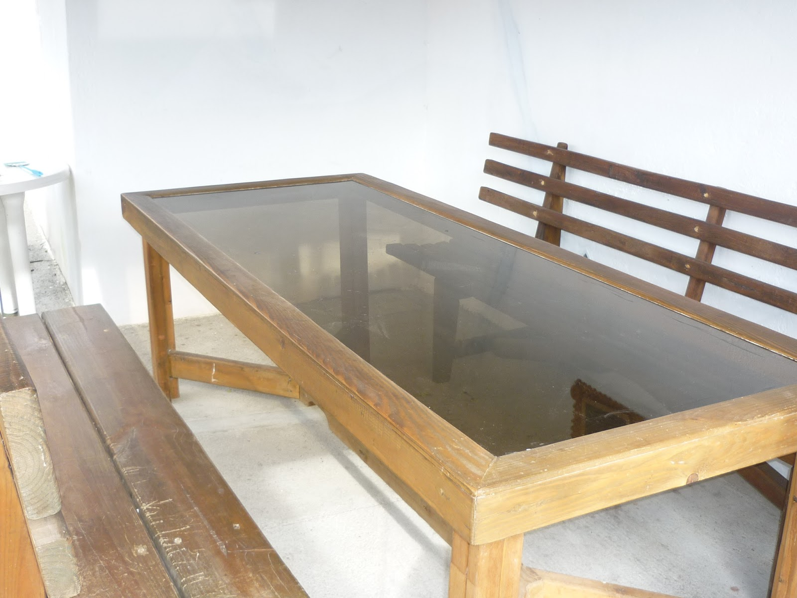 Artesan a mobiliario para terraza y jard n for Mobiliario de terraza
