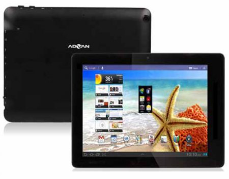 Advan,Vandroid,Android,Tablet