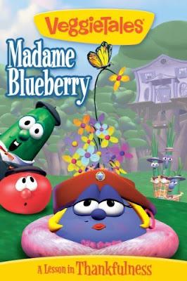 Madame blueberry 1998 veggie tales en espa 241 ol