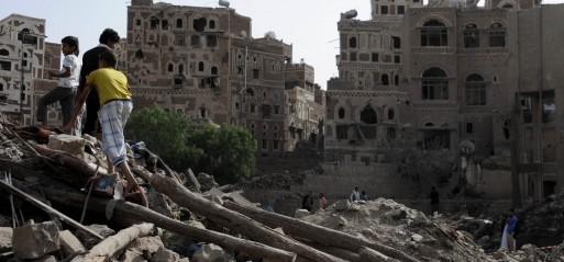 Houthi Hadiri Pembicaraan Damai dengan Saudi