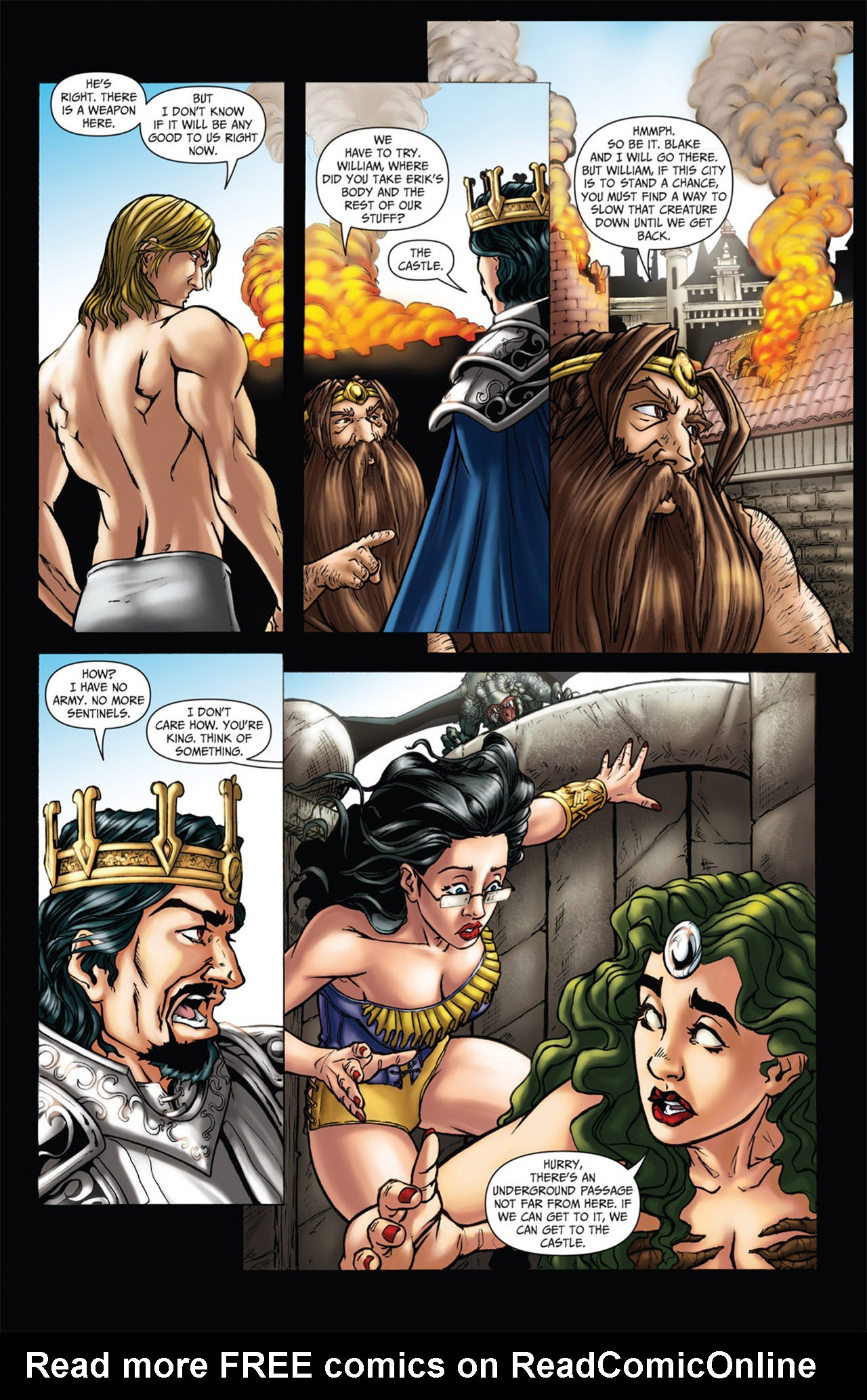 Grimm Fairy Tales (2005) Issue #61 #64 - English 11