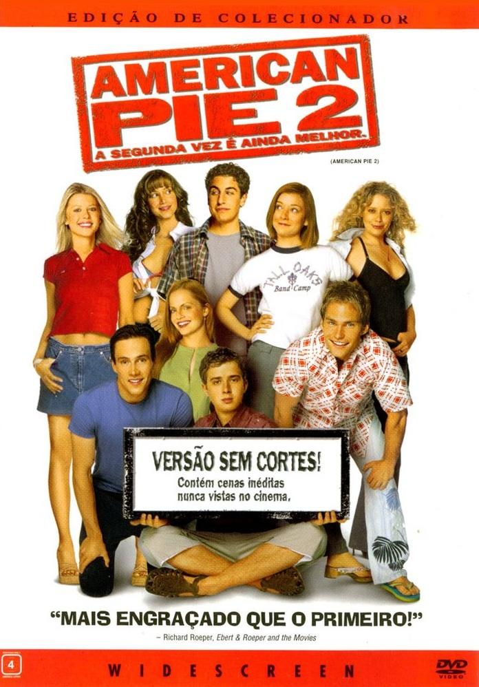 American Pie 2: A Segunda Vez é Ainda Melhor – Dublado (2001)